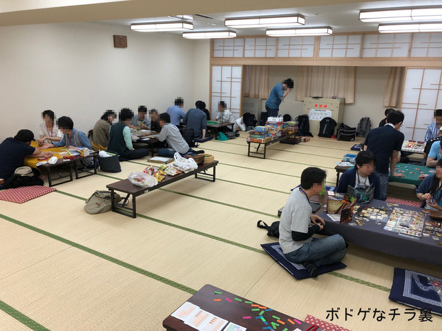 第26回 かわぐちアナログゲーム交流会 開催レポート