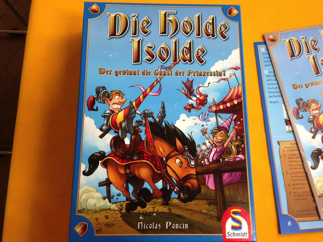 イゾルデ - Die Holde Isolde