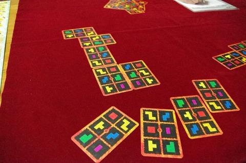 ウボンゴ カードゲーム - Ubongo: Das Kartenspiel