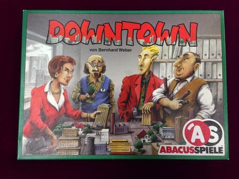 ダウンタウン - Downtown