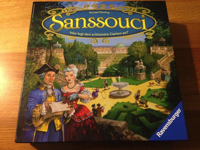 サンスーシ - Sanssouci