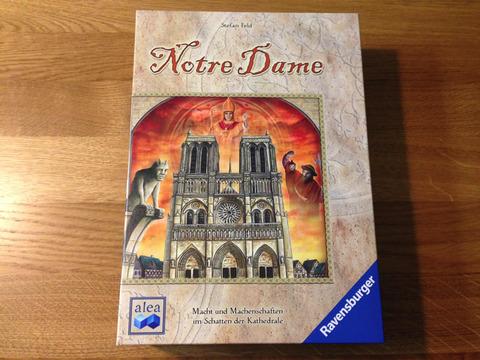ノートルダム - Notre Dame