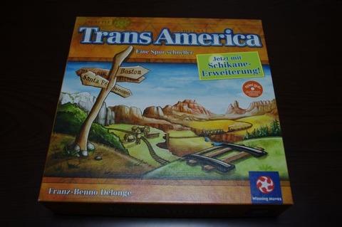 トランスアメリカ - Trans America