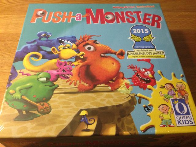 おしくらモンスター - Push a Monster