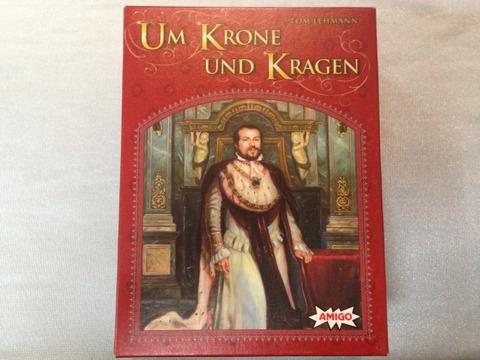 王への請願 - Um Krone und Kragen