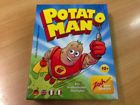 ポテトマン - Potato Man