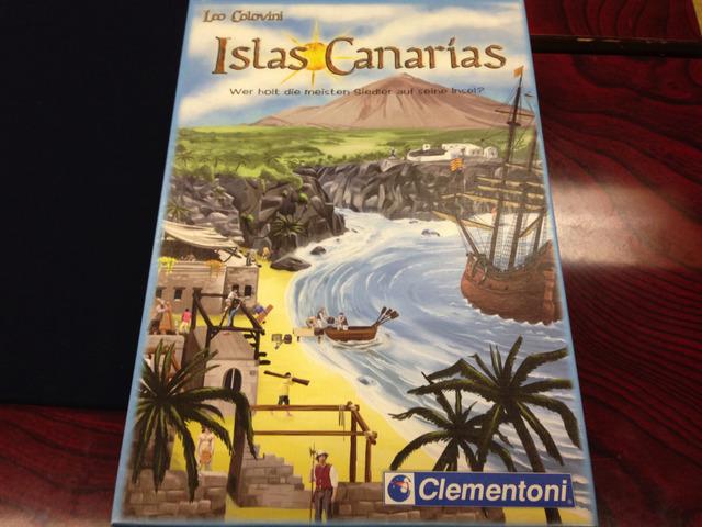 カナリア諸島 - Islas Canarias