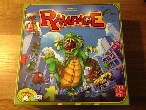 ランペイジ - Rampage