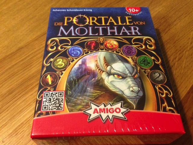 モルタールの入り口 - Die Portale von Molthar