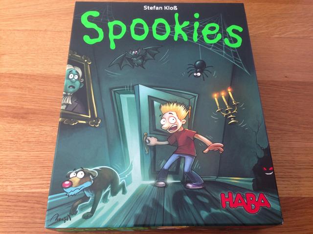 スプーキーズ - Spookies
