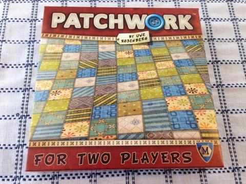 パッチワーク - Patchwork