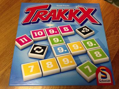 トゥラガックス - TrakkX