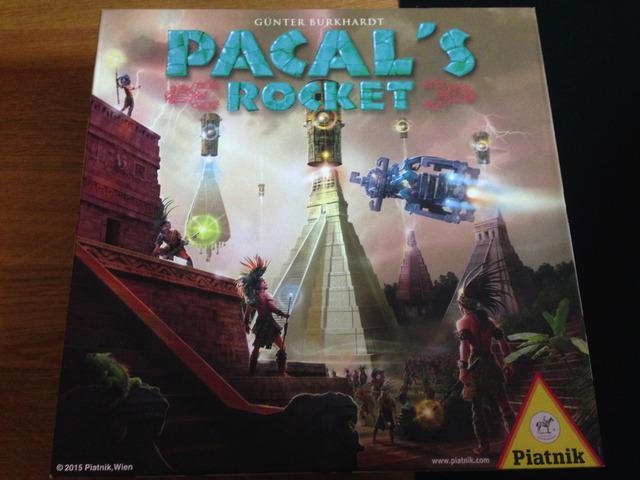 パカルのロケット - Pacal's Rocket