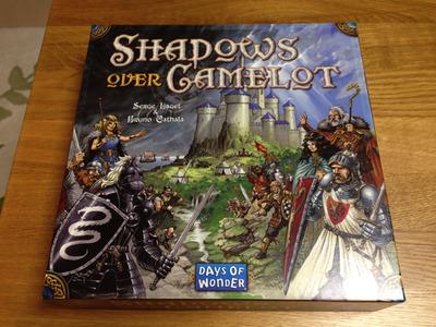 キャメロットを覆う影 - Shadows over Camelot