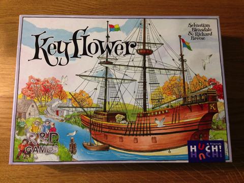 キーフワラー - KeyFlower