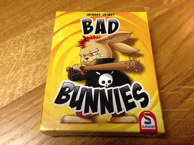 バッドバニー - Bad Bunnies