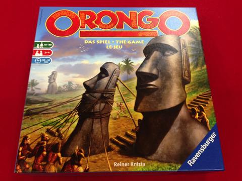 オロンゴ - Orongo
