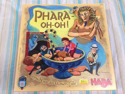 ファラ・オー・オー! - Phara-OH-OH!