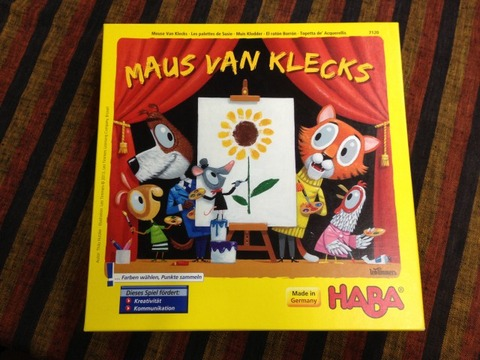 画家ネズミのクレックス - Maus van Klecks