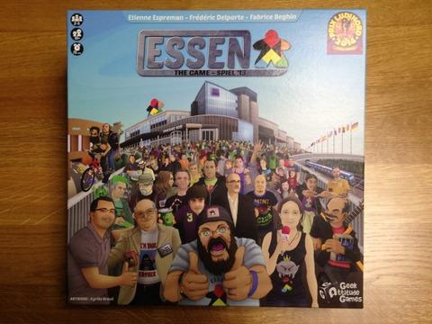 エッセン・ザ・ゲーム - ESSEN The Game: SPIEL'13