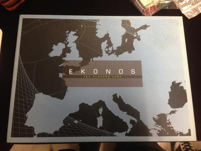 エコノス - Ekonos
