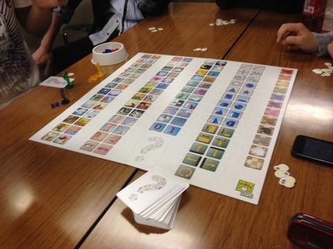 さいたまボードゲームオフ会に参加しました。10/13@与野本町