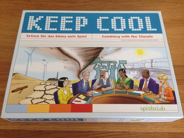 キープクール - Keep Cool