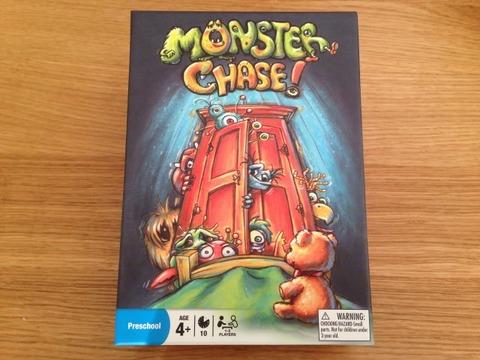 モンスターチェイス! - Monster Chase!