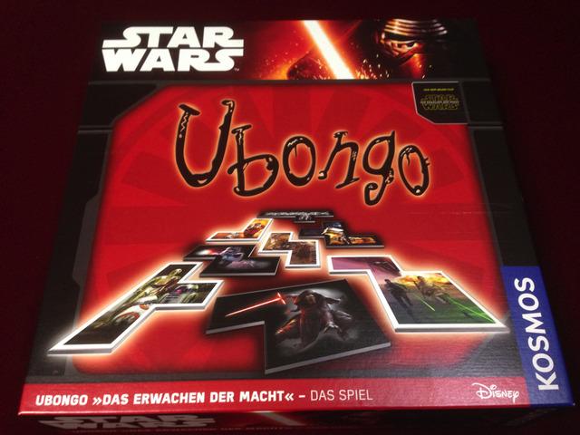 ウボンゴ スターウォーズ - Ubongo: Star Wars