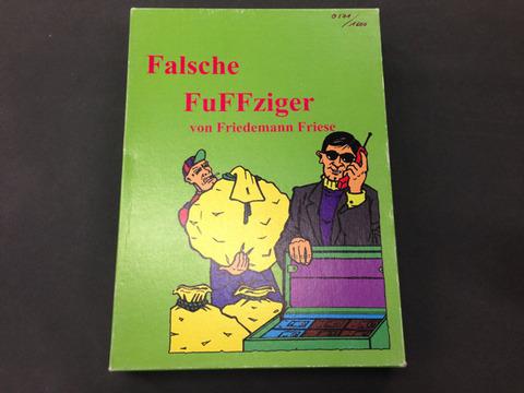 贋札づくり - Falsche FuFFziger