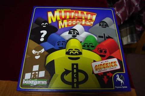 ミュータントミープルス - Mutant Meeples