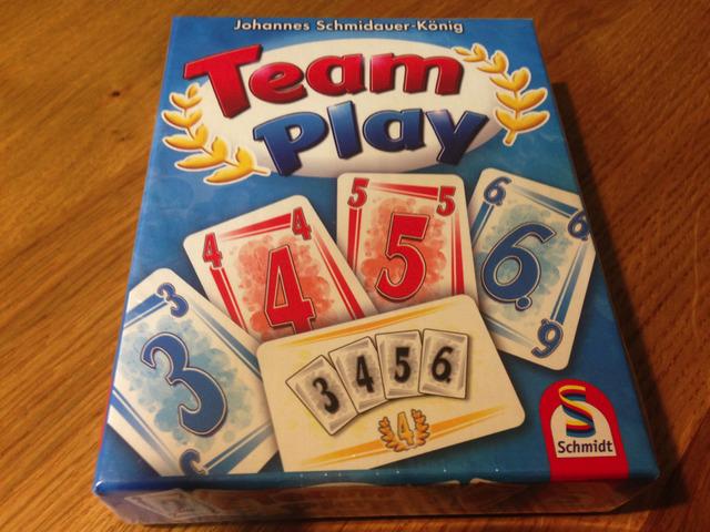 チームプレイ - Team Play