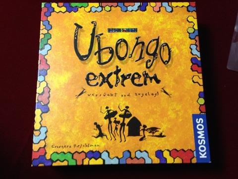 ウボンゴ エクストリーム - Ubongo Extreme