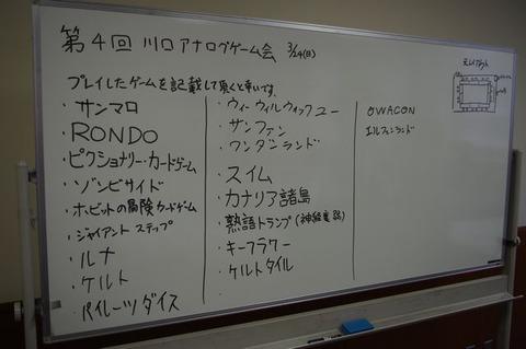 第04回 川口アナログゲーム交流会 開催レポート