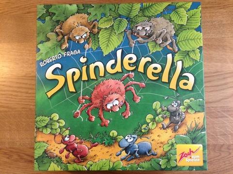 スピンデレラ - Spinderella