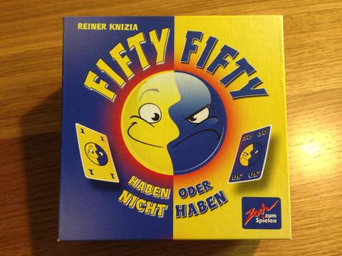 フィフティフィフティ - Fifty Fifty