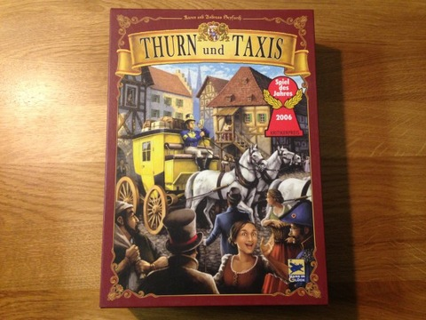 郵便馬車 - Thurn and Taxis