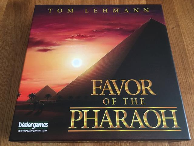 ファラオの寵愛(ファラオの恩恵) - Favor of the Pharaoh