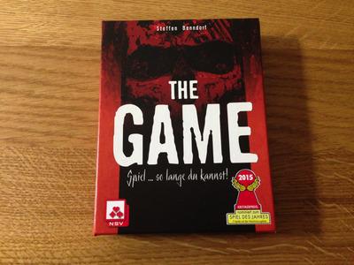 ザ・ゲーム - The Game: Spiel... so lange du kannst!