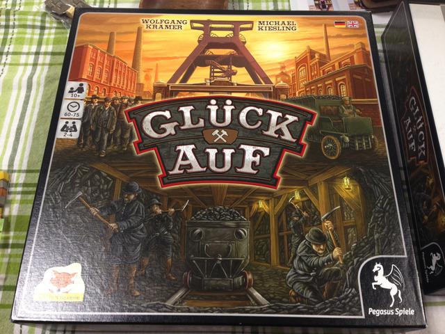 炭鉱賛歌 - Glück Auf