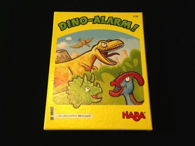 恐竜アラーム - Dino-Alarm!