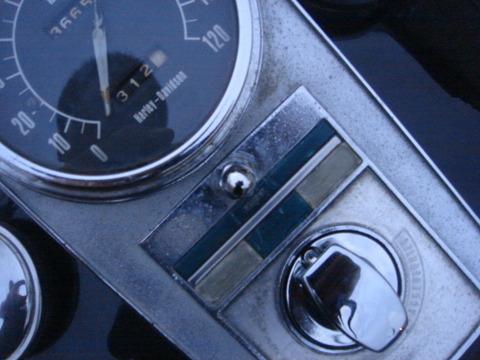 1977FLH慣らし運転完了1回目1