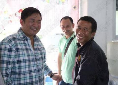 事件の加害者とタイ警察