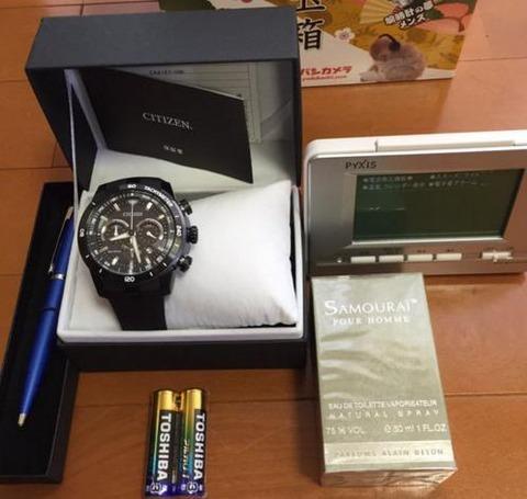 ヨドバシ-腕時計の夢メンズ
