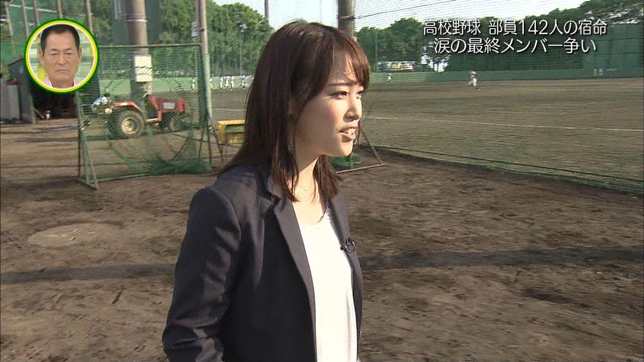 グリーンチャンネルキャスター佐藤美樹さん、巨乳化してエロいお姉さん風になる