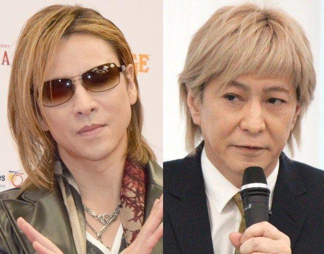 【芸能】YOSHIKI、引退小室と話し安堵「またいつか一緒に音楽を創作しましょう」