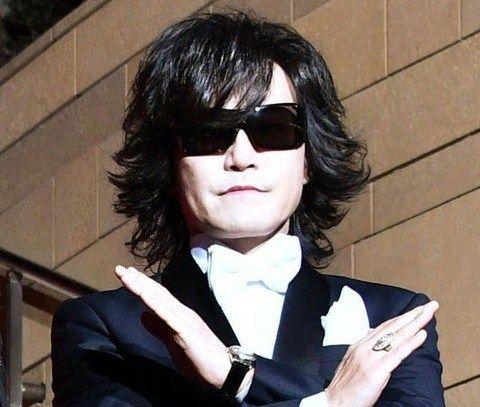 【音楽】X JAPANのToshl 松田聖子の「青い珊瑚礁」披露…ネット上絶賛「清純女子」「半端ない」