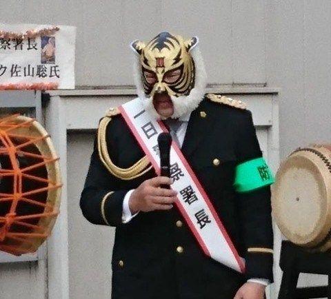 初代タイガーマスク、原因不明の体調不良を告白「死ぬか治るかのどちらかです」