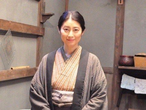 【芸能】仙道敦子、「お帰り」の言葉に胸熱く 23年ぶり復帰作に休業中の経験活かす