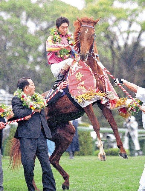 【競馬】テイエムオペラオー死す G1・7勝馬…22歳 心臓マヒで